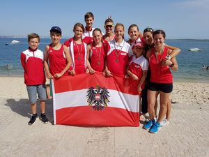 Europameisterschaft Triathle/Biathle 2017 in Portugal 14.-16.7.2017
